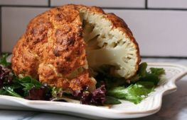 Овощи – это вкусно: лучшие блюда из цветной капусты
