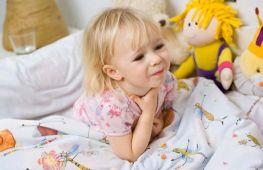 Как быстро и эффективно вылечить горло у ребенка народными средствами