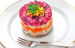 Салат селедка по шубой: классический рецепт и идеи по оформлению