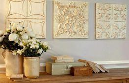 Украшаем жилье: панно на стену своими руками