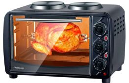 Как выбрать лучшую мини-печь с конвекцией и функцией гриля