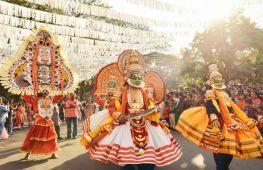 Когда Новый год приходит в экзотическую Индию. Традиции и обычаи праздника
