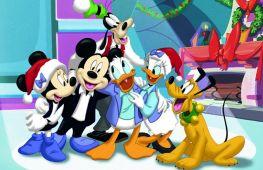 Лучшие из зарубежных мультфильмов и детских сказок про Новый год и Рождество