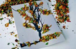 Оригинальные картины из подручных средств: виды, подходящие материалы, технология изготовления
