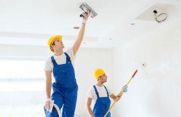 Как шпаклевать потолок из гипсокартона под обои и покраску: поэтапная инструкция подготовительных работ