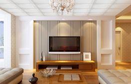 Телевизор на стене: на какой высоте повесить в разных комнатах