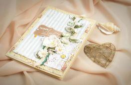 Идеи для создания оригинального свадебного подарка своими руками