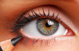 Как нарисовать красивые и аккуратные стрелки на глазах карандашом. Инструкция, фото