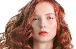 Как правильно подобрать цвет помады темноволосым и рыжим девушкам