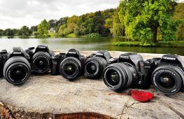 Какой фотоаппарат купить новичку для создания семейных любительских снимков
