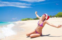 Здравствуй пляжный Новый год: чем интересен отдых на море зимой