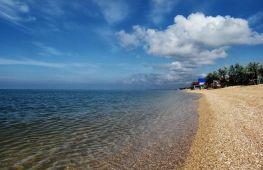 Отдых в Краснодарском крае: самые чистые песчаные пляжи