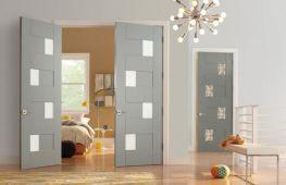 Стандартные параметры межкомнатных конструкций: длина, ширина, высота. Как подобрать дверь по размеру