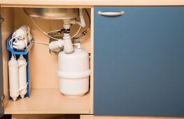 Фильтры для воды: какой выбрать для установки под мойку