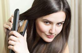 Как выбрать качественный и безвредный выпрямитель для волос