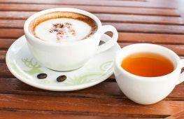 Где больше кофеина: в чае или кофе? Что такое кофеин и чем полезен?