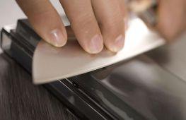 Как правильно точить керамические ножи: три способа обновить лезвие в домашних условиях