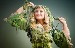 Мастерим своими руками: новогодний костюм Кикиморы для девочки