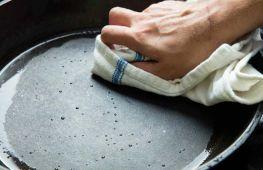 Как очистить сковороду от нагара: эффективные способы удаления загрязнений в домашних условиях