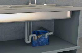 Жироуловитель: как сделать и установить простой фильтр под мойку