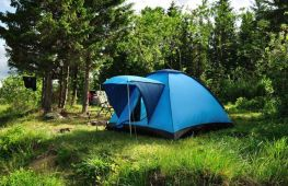 Как выбрать туристическую палатку для похода, рыбалки или отдыха на природе?