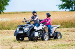 Какие права нужны на управление квадроциклом
