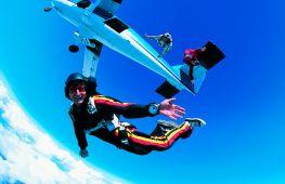С какого возраста можно прыгать с парашютом? Возраст для прыжков с инструктором и без