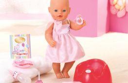 Одежда для куклы Беби Бон (Baby Born): как сшить своими руками, какую ткань использовать, какие модели выбрать
