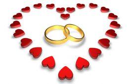 Название годовщин свадьбы. Что символизируют эти даты