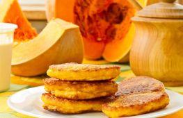 Простые и вкусные рецепты оладьев из тыквы