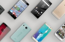 Битва титанов: топ-10 смартфонов ведущих фирм 2016 года