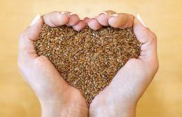 Семена льна для похудения и очистки кишечника: правила приема