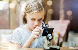 Микроскоп для детей: как правильно выбрать микроскоп для школьника