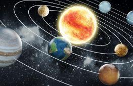 Солнечная система: описание планет по размеру и в правильной последовательности