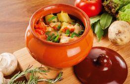 Вкусные рецепты в духовке: готовим блюда в горшочках