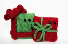 Подарки на Новый год своими руками. Что можно связать при помощи крючка: мастер-классы для начинающих
