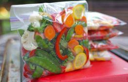 Вкусные запасы на зиму: как и зачем правильно замораживать овощи