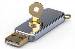 Пароль для флешки: 3 способа установки шифра на usb-накопитель