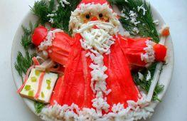 Салаты на новый год: простые рецепты, технология приготовления блюд для праздничного стола
