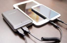 Как выбрать хороший внешний аккумулятор для телефона