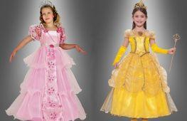 Мастерим своими руками: костюм принцессы для девочки на Новый год