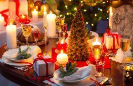 Секреты сервировки новогоднего стола