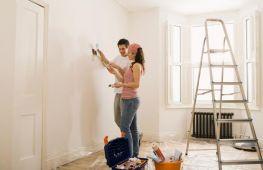 Подготовка стен под обои и покраску: разбираемся, как шпаклевать и штукатурить своими руками