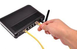 Как подключить роутер к компьютеру через сетевой кабель. Как настроить устройство