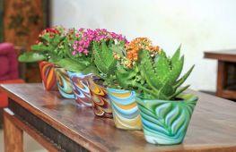 Изготовление кашпо для цветов своими руками