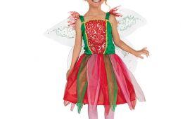 Костюм для девочки на Новый год: образ сказочной феи