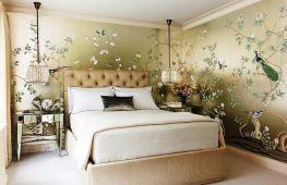 Обои для спальни: как выбрать цвет под темную и светлую мебель