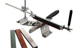 Как сделать приспособление для заточки ножей своими руками и как его правильно использовать