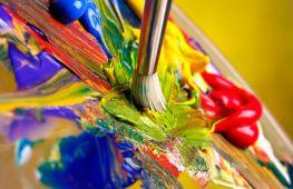Какие цвета можно получить при смешивании красного, синего, зеленого и желтого цветов