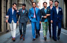 Искусство стиля: выбираем мужские брюки правильной длины
